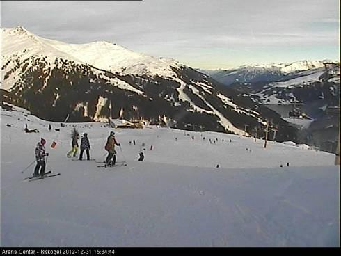 Webcam de la Estación de Esquí de Zillertal